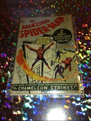 Amazing Spiderman #1,2,3,4,6,7,8,9,10,11,12,13,16,17,19,22,28,31,32,37,41,101