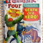 1964 FANTASTIC FOUR #32 very nice comic
