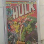 Incredible Hulk #181 CGC Graded 5.0