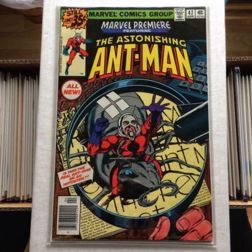 Marvel Premiere #47 [Ant Man] Marvel Comic [Read Description]