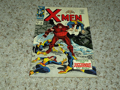 The X-Men #32~Silver Age Classic~HIGH GRADE~CGC READY~Lots of Auctions! L@@K