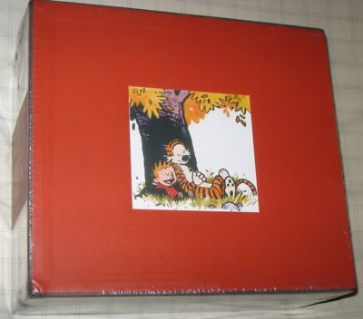 THE COMPLETE CALVIN AND HOBBES by Bill Watterson (Hardcover) – Coffee Table Size