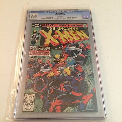 X-MEN # 133 / CGC 9.4 / WHITE PAGES / 1980