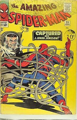 Amazing Spider-Man 25 June 1965