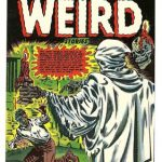 Ghostly Weird Storis #121 COVER PROOF signed by L.B. Cole + original comic book!