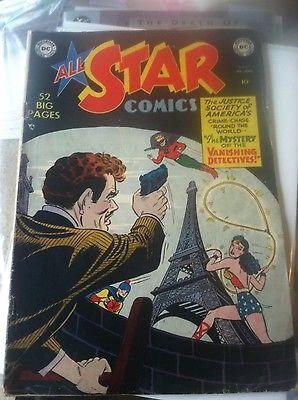 All-Star Comics #57 (Feb-Mar 1951, DC)