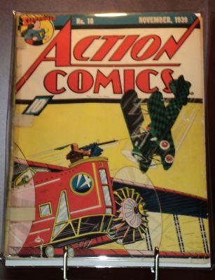 Action Comics #18 November, 1939
