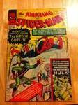 Amazing Spider-Man 14 1st Green Goblin Must Have 4.5 Marvel Comics