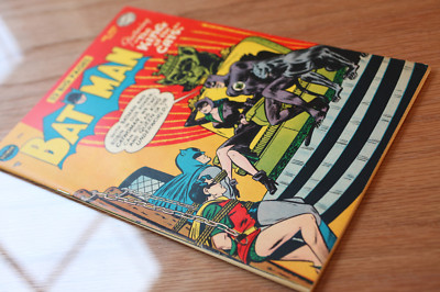 Batman #69 NM