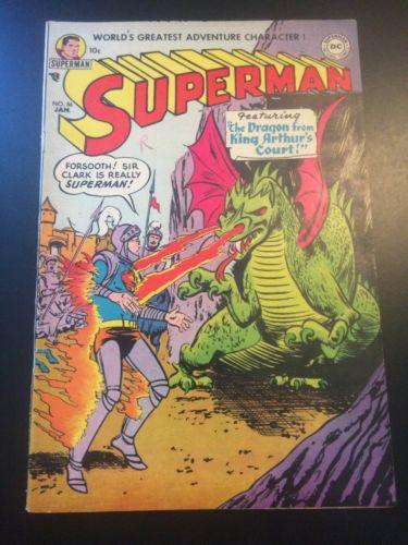 Golden Age Superman #86