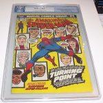 Amazing Spiderman #121 – FN+ 6.5 Landmark Marvel Bronze Age issue