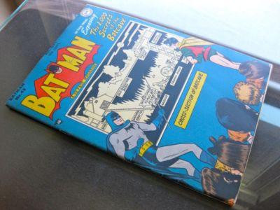 Batman #48 DC 1948 -HIGH GRADE- 1,000 Secrets Batcave!