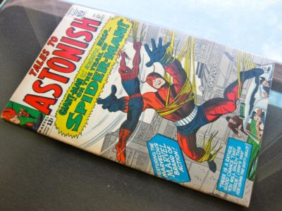 Tales to Astonish #57 -HIGH GRADE- Spider-Man X-Over!!!
