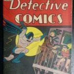 Detective Comics #92 Nice Golden Age Batman DC Comic 1944 GD+