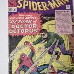 Amazing Spider-Man #11 G+ 1964 Marvel Comics Dr Octopus