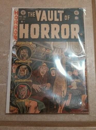 VAULT OF HORROR # 30 1953