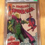 AMAZING SPIDER-MAN #66 CGC 8.5 HIGH GRADE SILVER AGE