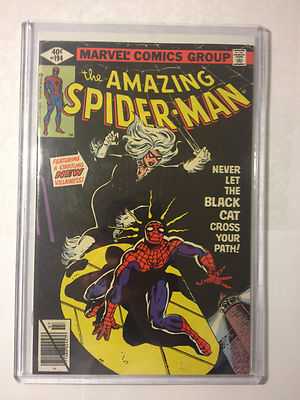 Amazing Spider-Man #194 1st APPEARANCE OF BLACK CAT. NM CONDITION!
