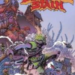 ORC STAIN trade paperback (first edition)
