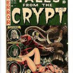 EC Comic Golden Age Horror Tales From The Crypt #41 VG raw/unrestored